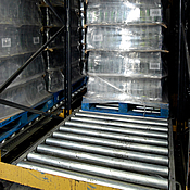 Image link to Pallet Live Racking page