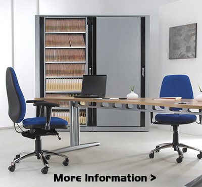 Secure, high-density storage for every office