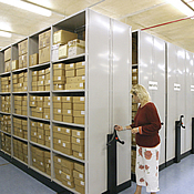Image link to Mobile Shelving page